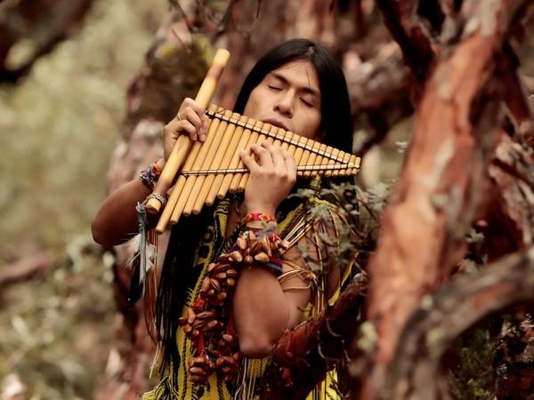 Перуанская флейта Лео Рохаса
