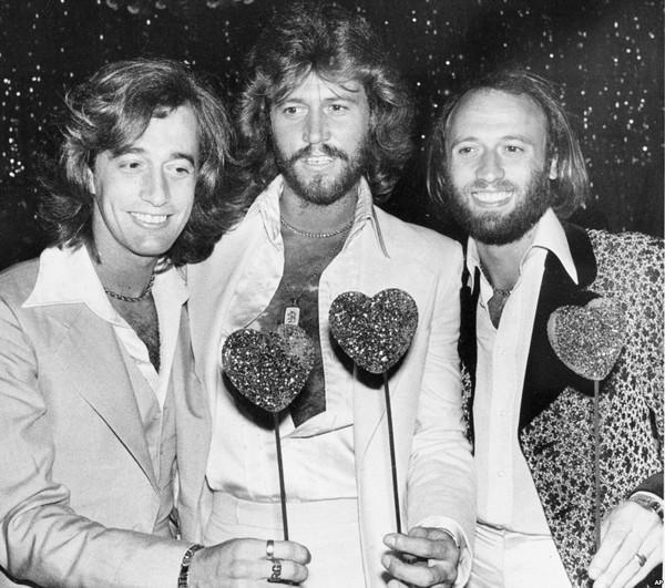 Bee Gees: диско братья