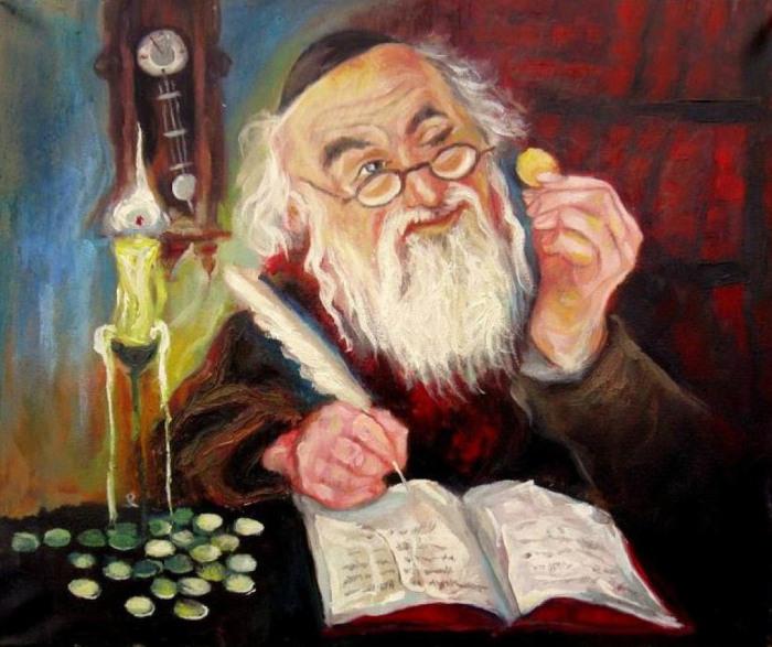 Еврей-ростовщик./Фото: 3.bp.blogspot.com